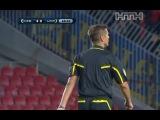 Товарищеский матч 2011 / Чехия - Украина / НТН 2 тайм